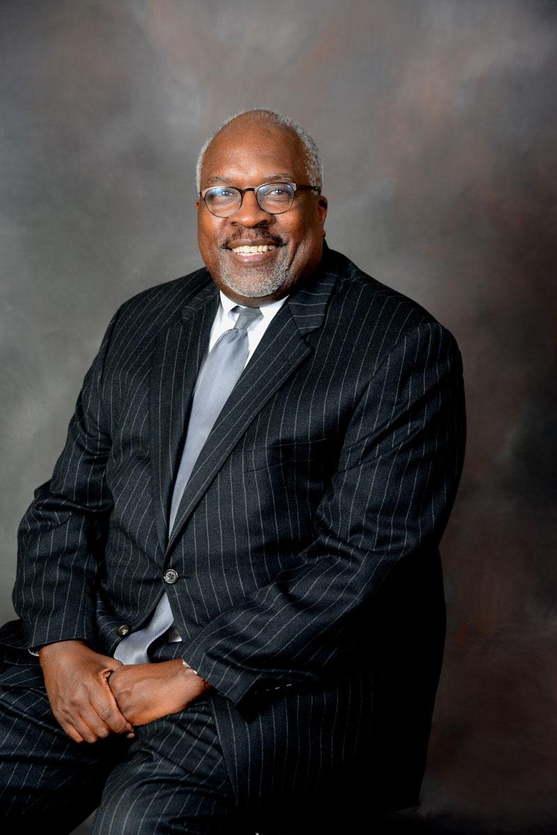 George Johnson Jr.